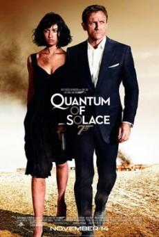 Quantum of Solace 007 พยัคฆ์ร้ายทวงแค้นระห่ำโลก (2008) (James Bond 007 ภาค 22)