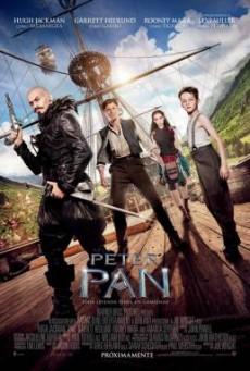 ดูหนังฟรี24ชั่วโมง Pan (2015) ปีเตอร์ แพน