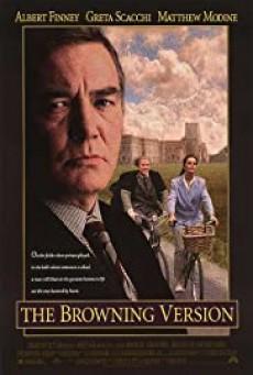 THE BROWNING VERSION เวอร์ชั่นบราวนิ่ง