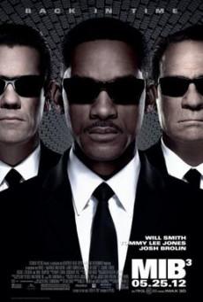 MEN IN BLACK 3-  เมนอินแบล็ค หน่วยจารชนพิทักษ์จักรวาล 3