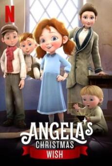 Angela's Christmas Wish อธิษฐานคริสต์มาสของแองเจิลลา NETFLIX