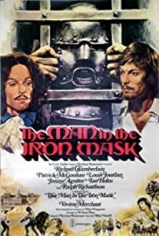 The Man in the Iron Mask หน้ากากเหล็กกัปฐพี (1977)