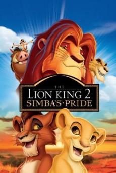 ดูหนังฟรี24ชั่วโมง The Lion King 2 Simba's Pride เดอะไลอ้อนคิง 2 ซิมบ้าเจ้าป่าทรนง (1998)