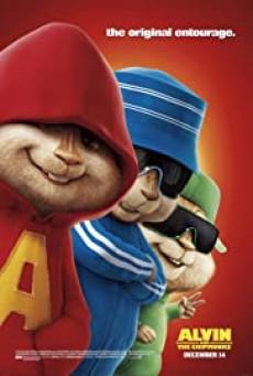 Alvin and the Chipmunks 1 แอลวินกับสหายชิพมังค์จอมซน (2007)