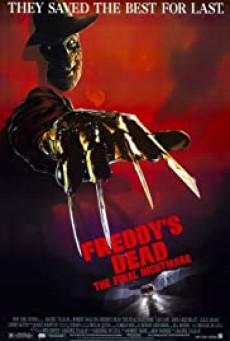 A Nightmare on Elm Street 6- Freddy's Dead มิตินิ้วเขมือบ (1991)