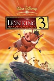 The Lion King 3 Hakuna Matata เดอะ ไลอ้อนคิง 3 (2004)