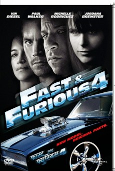 The Fast and the Furious (2009) เร็ว..แรงทะลุนรก 4