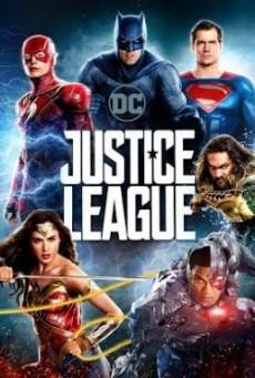 Justice League จัสติซ ลีก (2017)