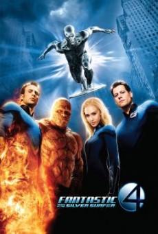 Fantastic Four Rise of the Silver Surfer สี่พลังคนกายสิทธิ์ กำเนิดซิลเวอร์ เซิรฟเฟอร์